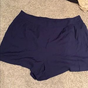 Forever21+  Navy, light weight shorts!
